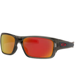 Oakley Turbine XS Sunglasses Youth, grey smoke/prizm ruby